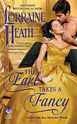 ARC Review: The Earl Takes a Fancy by Lorraine Heath
