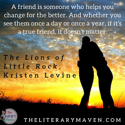 The Lions of Little Rock by Kristen Levine is a tale about friendship set against the backdrop of the desegregation of schools in the late 1950s. The color of their skin is not the only difference between Marlee and Elizabeth, but through their friendship, both girls grow and change. Read on for more of my review and ideas for classroom use.