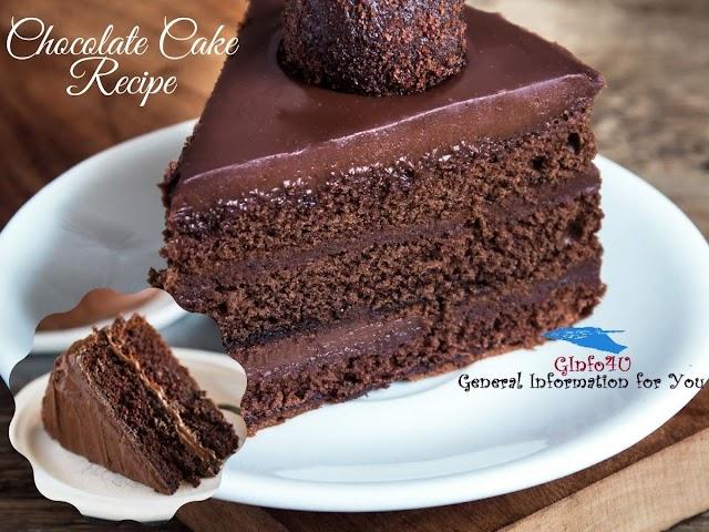 How to Make Eggless Chocolate Cake Recipe?