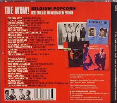 VA - The Wow! Belgium Popcorn