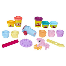 MLP Cupcake Party Pinkie Pie Figure by Play-Doh