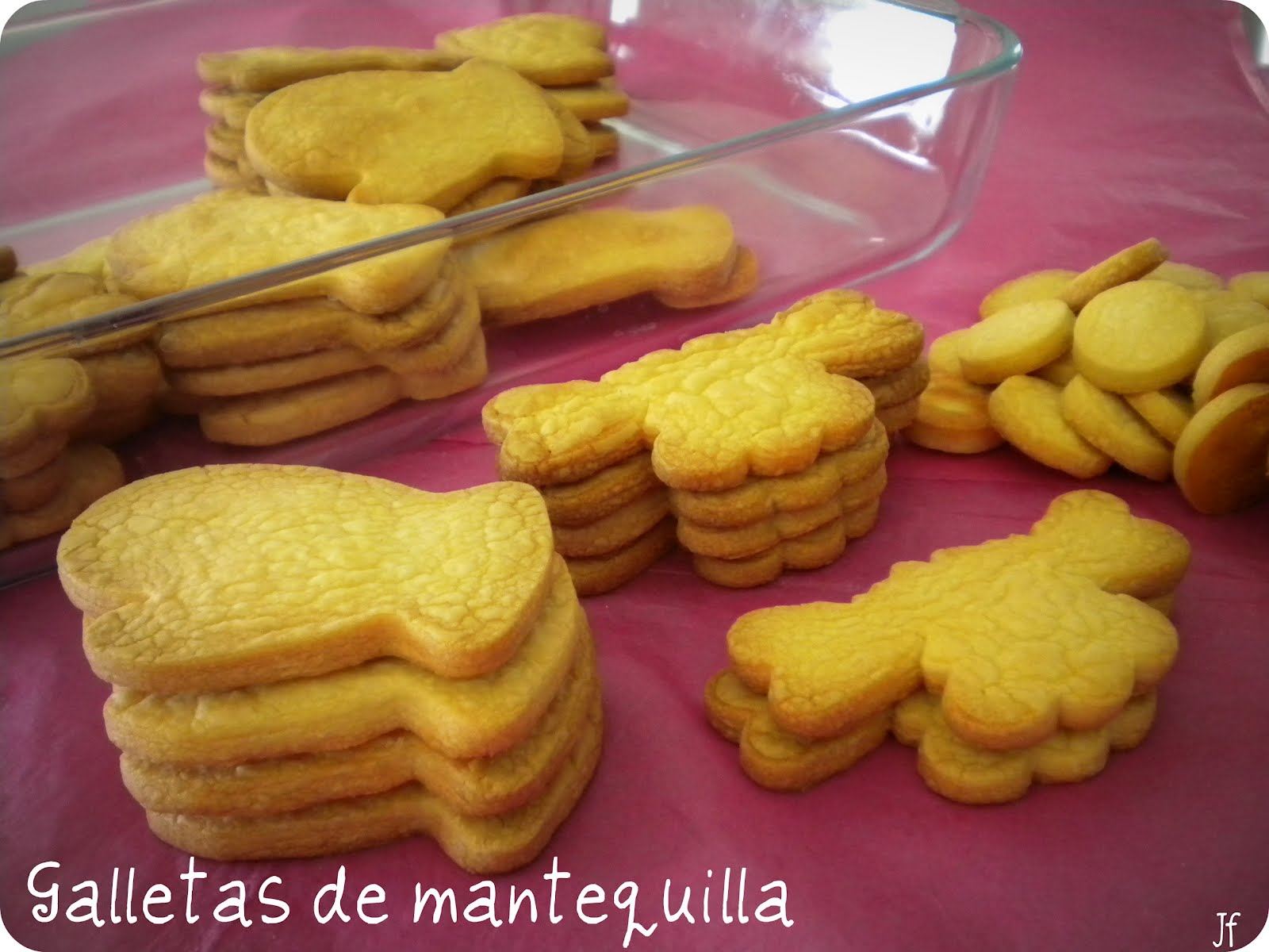 Galletas Thermomix Para Decorar Galletas De Mantequilla Con Thermomix