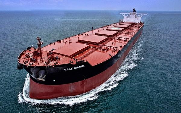 """Navio de carga seca """"MS Vale Brasil"""""""