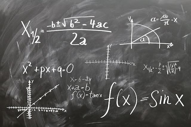 números e fórmulas