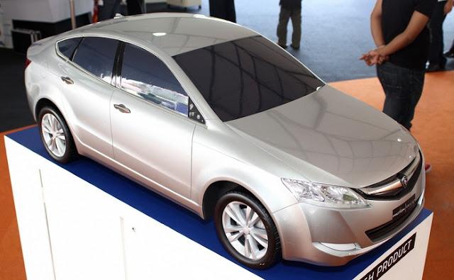 Model Kereta Baru Proton Persona 2016