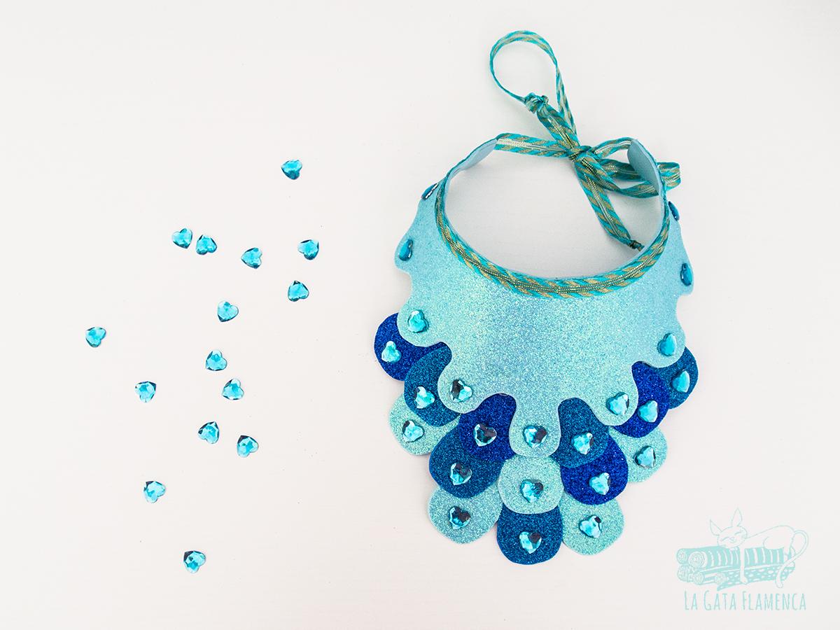 DIY - Collar sirena | GataFlamenca