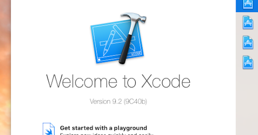 How to run glut and openGL on Xcode