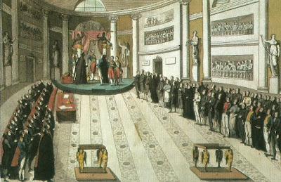 Juramento de la Constitución de Fernando VII