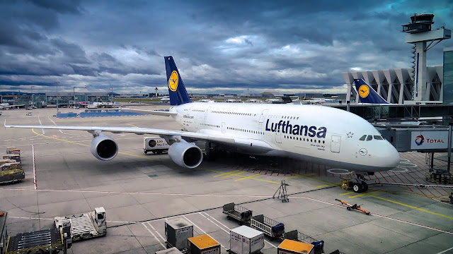 Lufthansa kampanje New York