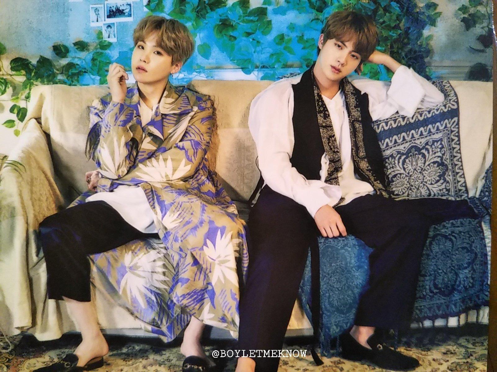Nuna Kookie: BTS 5TH MUSTER [MAGIC SHOP] 2019 Photocard