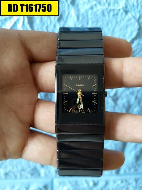 Đồng hồ nam Rado RD T161750 thiết kế tinh xảo, cao cấp, máy Nhật Bản
