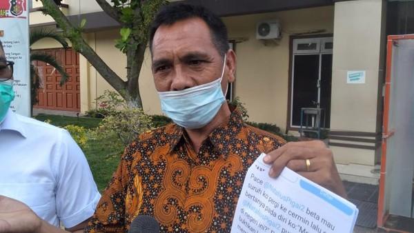 Jadi Tersangka Kasus ITE, Prof Henuk Adukan Polres Taput ke Mabes Polri