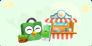 Cara daftar buka toko di Tokopedia