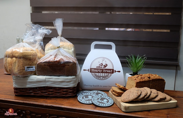 Matéria: Pão saudável Filipinas | Querida Kitty Kittie Kath 2