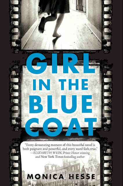 Book Review: Girl with the Blue Coat by Monica Hesse
