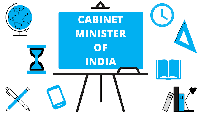 List of Cabinet Minister of India 2020 | Static GK | PDF File