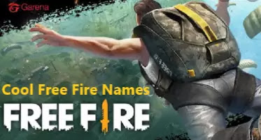 cool names of free fire