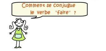 Le Francais Pas Difficile Le Francais Pour Tous Lecon 6 Le Verbe Faire