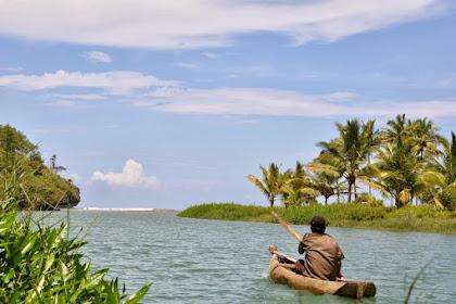 Cerita Asal Usul Pantai Ngiroboyo Pacitan