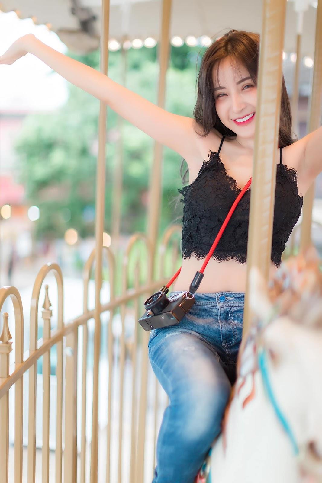 Thailand Hot Girl - Thanyarat Charoenpornkittada - My Memory Childhood Park - TruePic.net - Picture 7