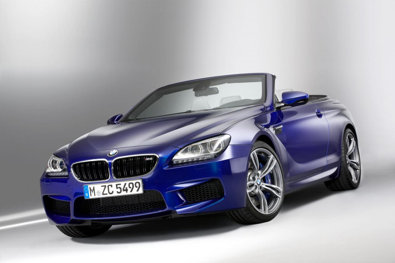 in4ride 2012 bmw m6 coupe and convertible unveiled. Black Bedroom Furniture Sets. Home Design Ideas