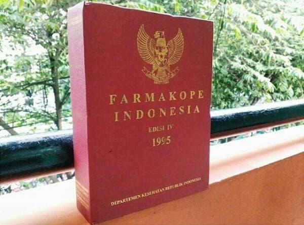Farmakope Indonesia