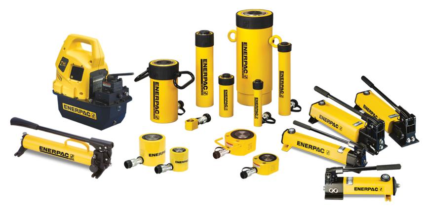 Hydraulic Pumps Enerpac