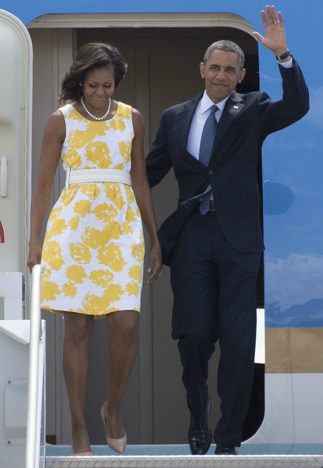 Looks da Michelle Obama - outfits