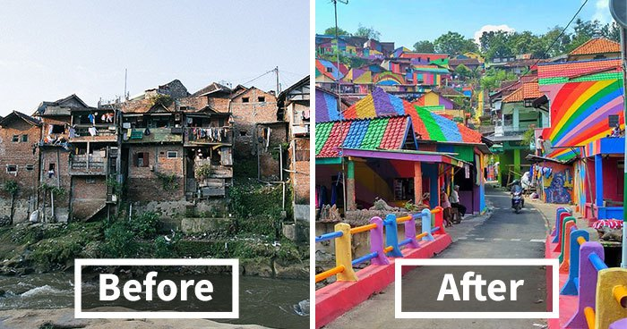 Should The South African Government Do This To The Squatter Camps Create Rainbow Village