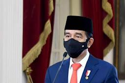 Jokowi Harap Perayaan Natal Tetap Penuh Kedamaian dan Keselamatan