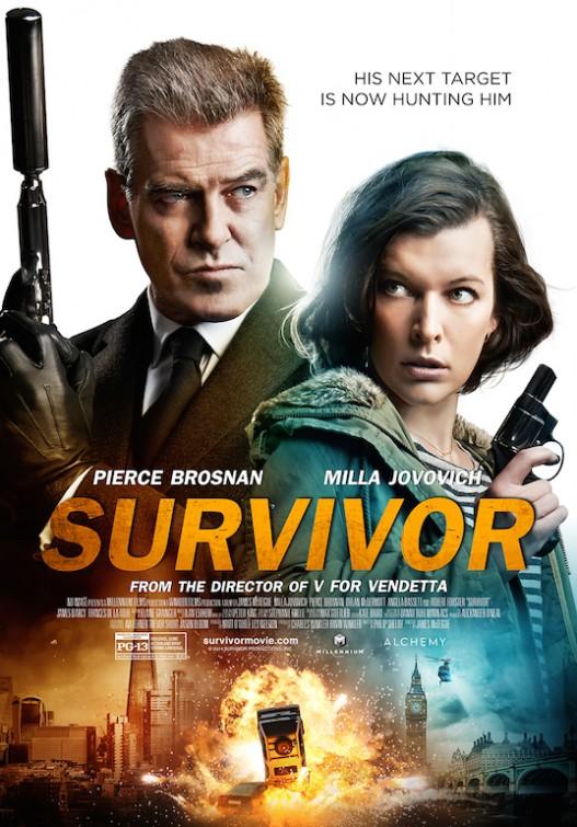 Nonton Film Survivor (2015)