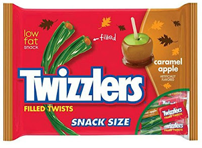 Caramel Apple Twizzlers