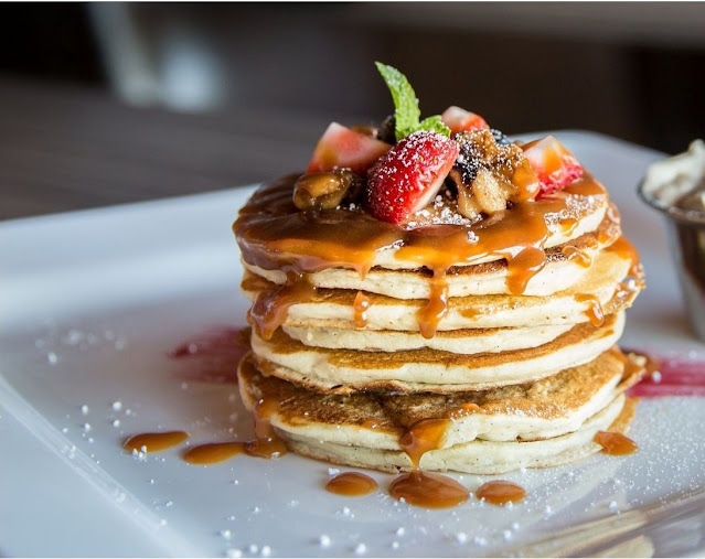 healthy pancake