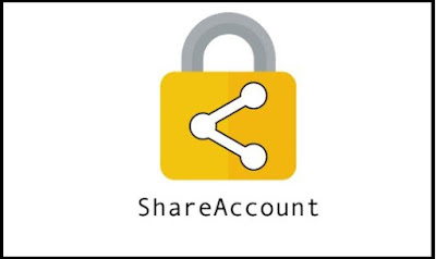 Share facebook account without password