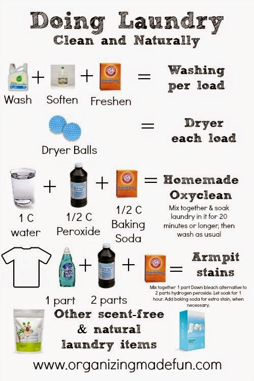 All Natural Laundry