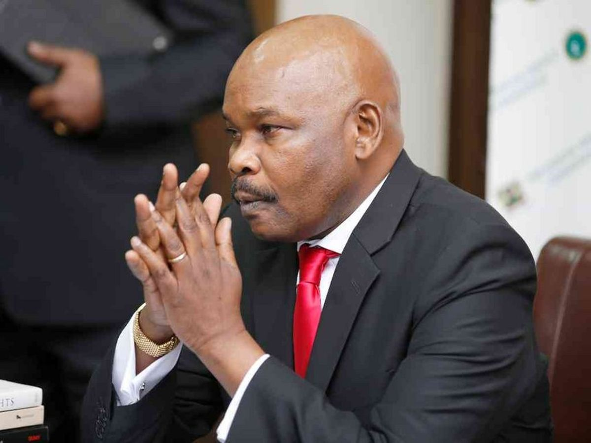 Kenyan scholar Makau Mutua says judges who rejected pro- gay