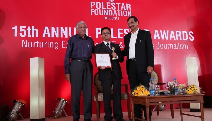 Ayushman Baruah - recipient of PoleStar Award | an interview