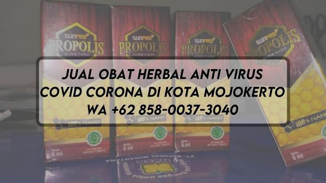 Jual Obat Herbal Anti Virus Covid Corona di Kota Mojokerto