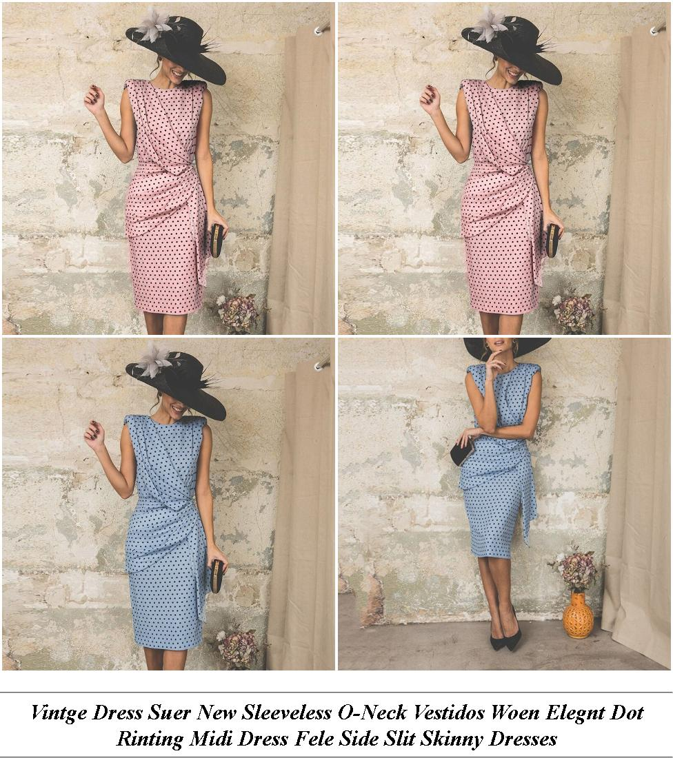 Rose Gold Casual Dress - Online Shopping Womens Clothes Cheap - Long Sleeve Dress Womens