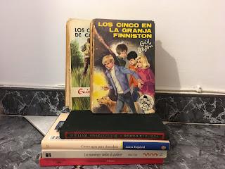 Libros de la infancia