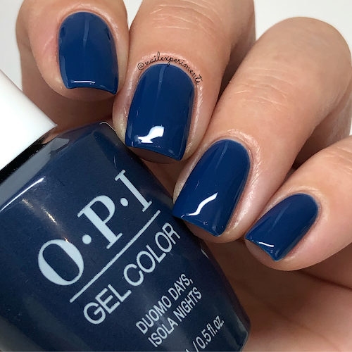 opi duomo days isola nights gel color muse of milan fall 2020