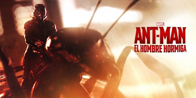 Ant-Man: El hombre hormiga [Latino][1080p] - Portada