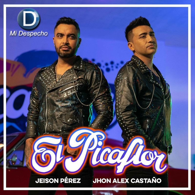 Jeison Perez Ft. Jhon Alex Castaño El Picaflor Frontal