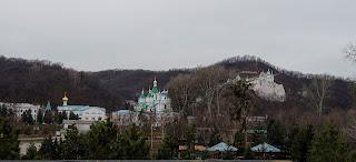 Святогорск. Историко-архитектурный заповедник «Святые горы»