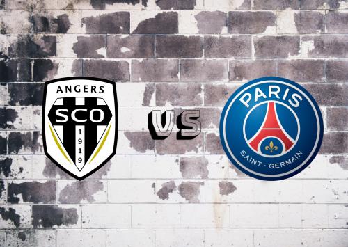 Angers vs PSG  Resumen y Partido Completo