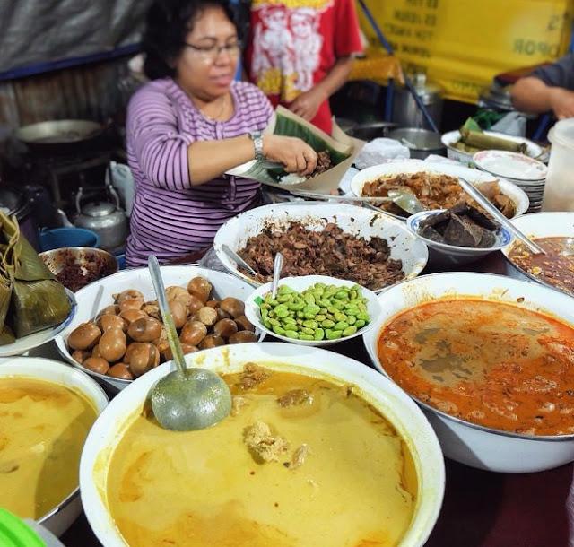 Gudeg Cenderung Roso Semarang