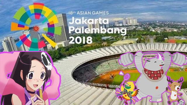 Jakarta-Palembang 18 Agustus-2 September 2018