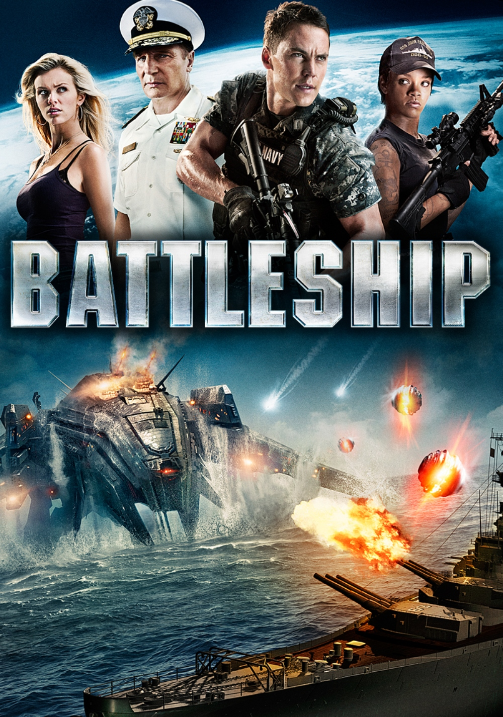 BATTLESHIP (2012) TAMIL DUBBED HD
