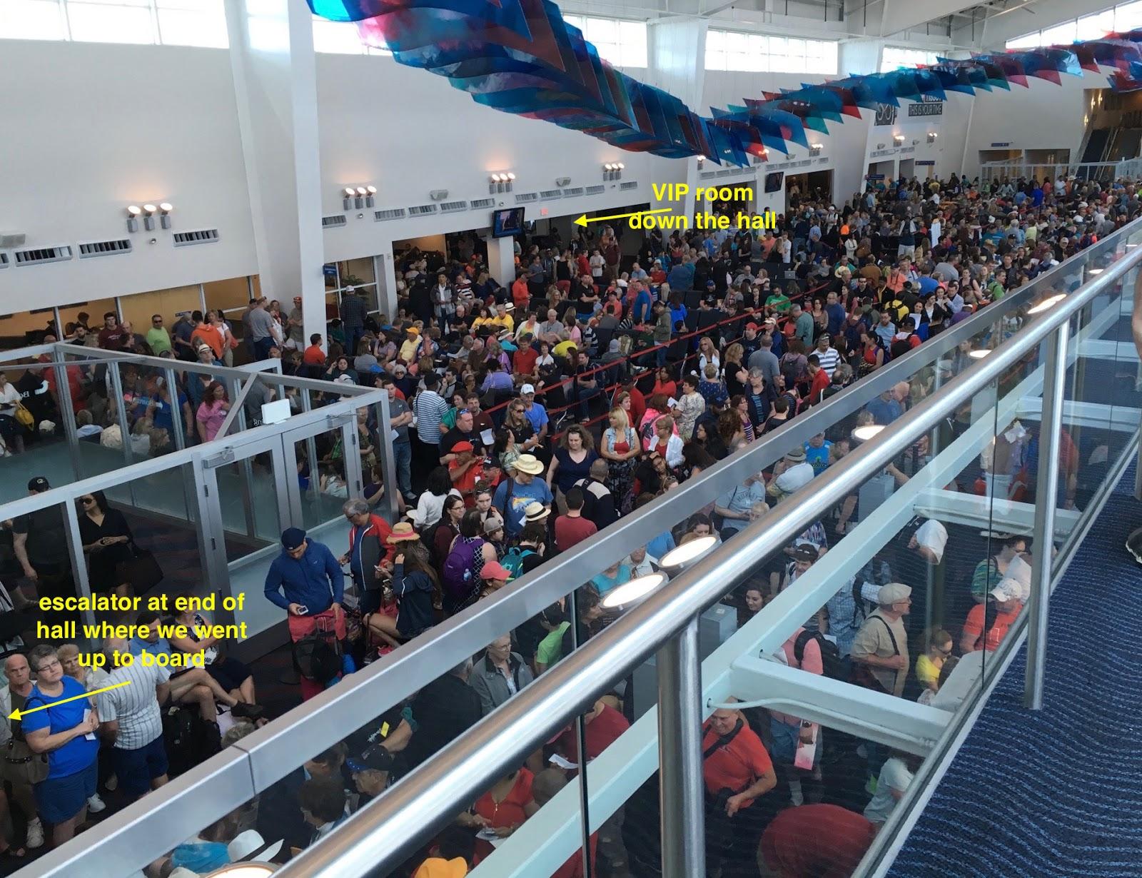 Miami Cruise Terminal Car Hire