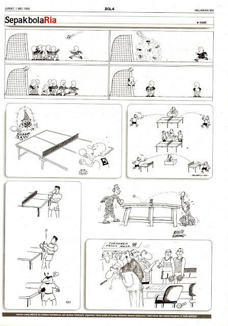 Sepakbola Ria EDISI NO. 795 / JUM'AT, 1 MEI 1998